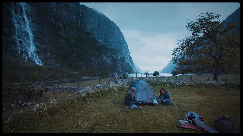 ishtar backlund, norway, tussilago, longboard girls crew, longboarding, skateboarding, skate, fast, badass, friends, maceo frost, landscapes, beautiful, cool, awesome, vimeo staff pick, great video, amazing (1)