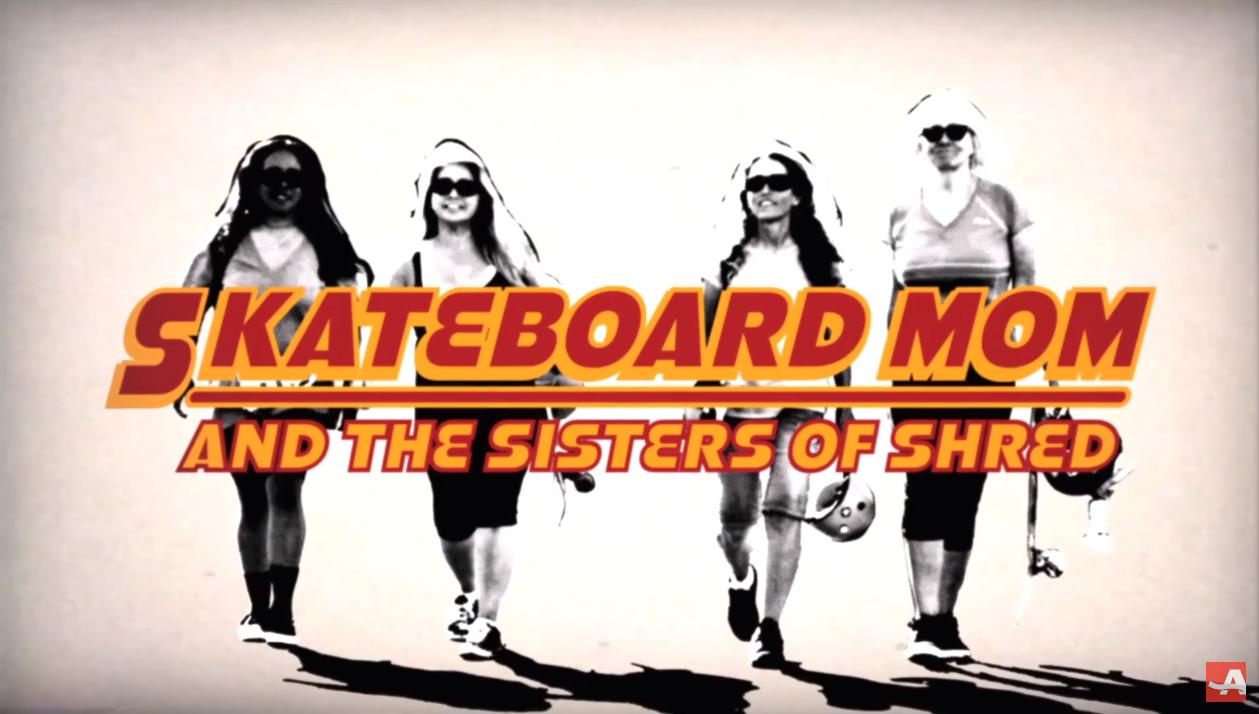 longboard girls crew, skateboarding, longboarding, skate, skateboard mom, sisters of shred, life after 50, women, strong, cool, rad, power, gender,