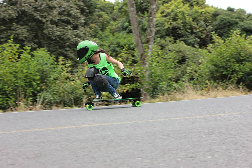 sylvia mena, costa rica, longboard girls crew, skate, longboarding, skateboarding, downhill, women, rad, strong, cool, lgc