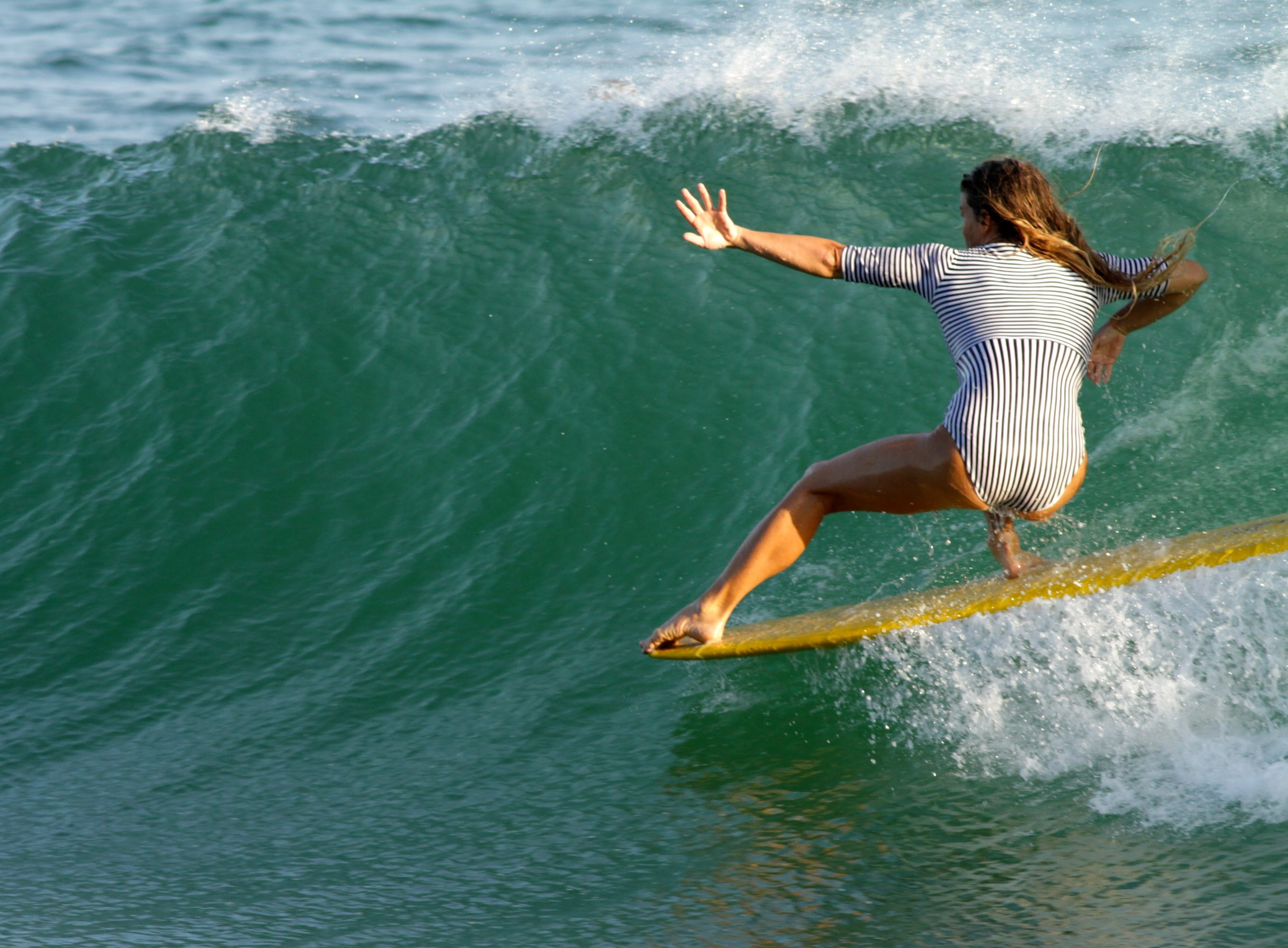 leah dawson, surfing, surf, longboard girls crew, gender equality, fun, cool, rad, sun, surf like a girl, like a woman
