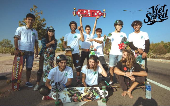 viet shred, vietnam, longboard girls crew, longboarding, longboard girl, woman, help, charity, ngo, better world, equality,