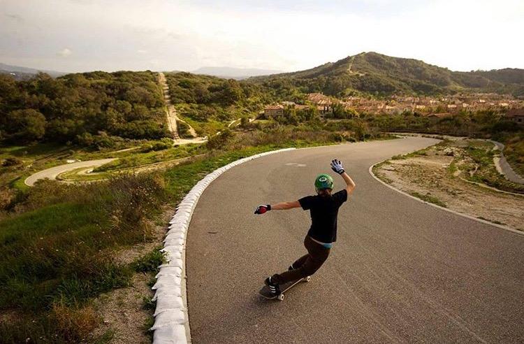 alicia fillback, longboard girls crew, longboarding, skate, skateboarding, downhill, freeride, cool, rad, women, skate like a girl, support, nature, active, skater girl