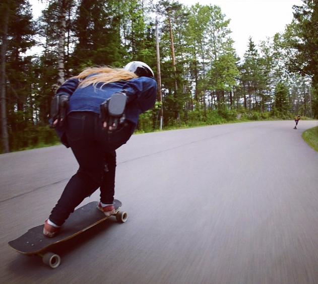 longboard girls crew, longboarding, skateboarding, downhill, lorenza walker, norway, hawaii, dream, dreams, cool, rad, awesome, inspiration, dare, be bold, girl, women, skate like a girl