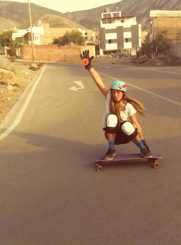 josefa porter, chile, lgc chile, longboard girls crew, longboard, longboarding, skate, skateboarding, women, skate like a girl, cool rad, strong, skater girl, slide, style, lgc,