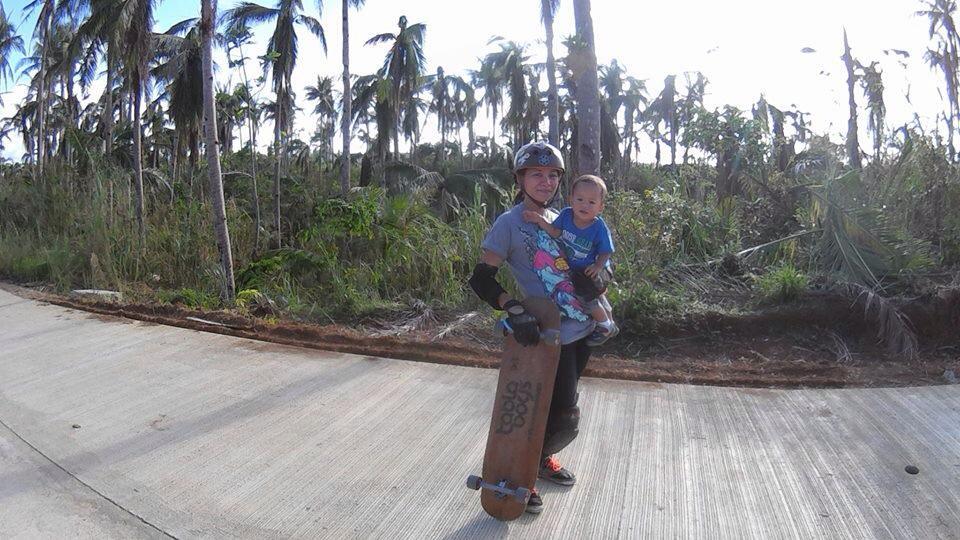 lgc philippines, longboard girls crew, skate like a girl, lgc, women supporting women, longboarding, skate, skateboarding, skater mom, skate family, cool, rad, stong women, rad ladies,  rad women, sun, summer, palm, palm trees, board, baby, shay pua