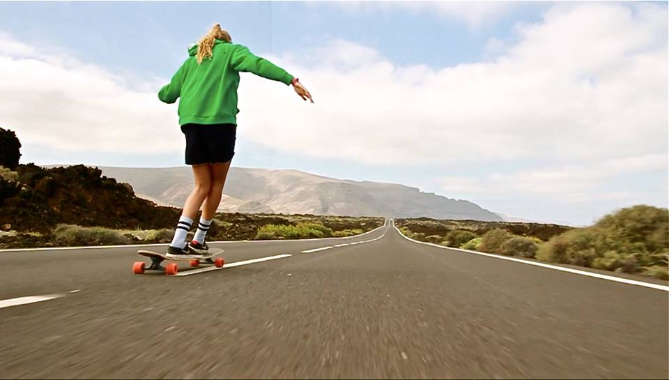 longboard girls crew, lgc, longboard, longboarding, skate, skateboarding, cool, rad, awesome, women, supporting women, skate like a girl, strong women, girls, sunset, canary islands, lanzarote, road, road porn, Netherlands, LGC Netherlands, Bosma twins, style, flow, Femke Bosma