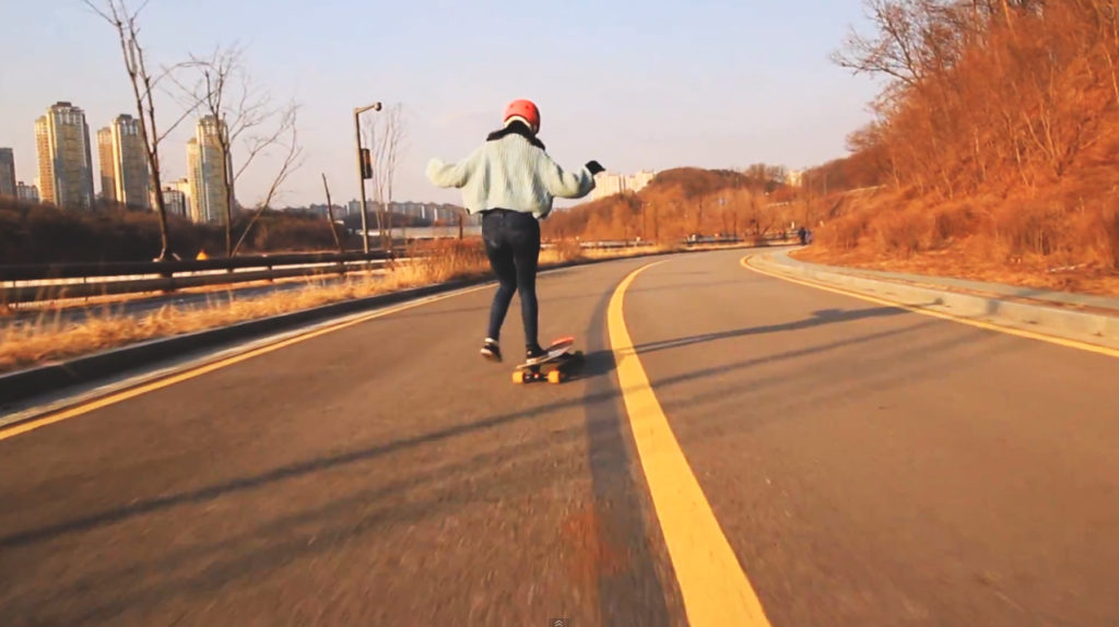 LGC Korea, longboard girls crew, longboarding, skate, skateboarding, girls, cool, rad, awesome, strong, women, women supporting women, skate like a girl, style, flow, korea, asia, asian girls, dancing, freestyle, tricks,