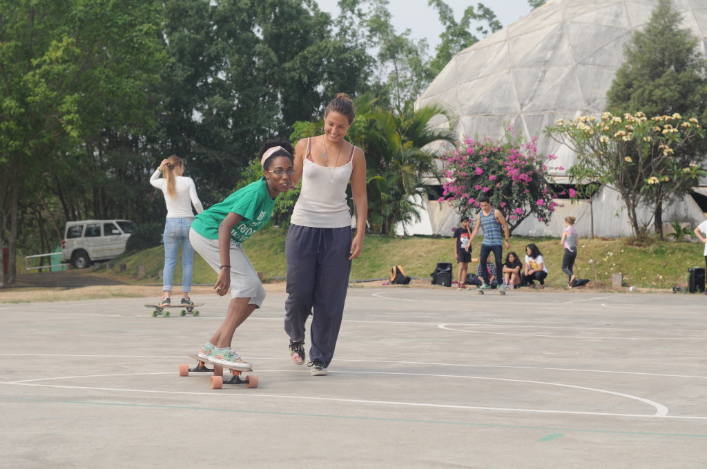 longboard girls crew, lgc, lgc india, india, skate, skateboarding, breaking barriers, women, women supporting women, girls, skate like a girl, women unite, long, longboard, longboarding, hijab, UWC Mahindra, college, open, lgc skates israel, premiere, workshop, girls meet, kunjika singh, ishtar backlund, oscar avila, change the world, equality, lesson