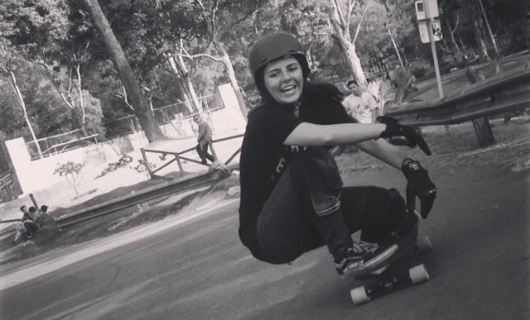 laura vargas, longboard girls crew, longboarding, longboard, women, skate like a girl, likeagirl, downhill, skate, skateboarding, cool, rad, rad women, rad girls, colombia, lgc colombia, fun, lgc