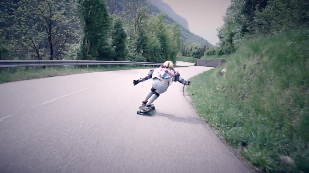 longboard girls crew, longboarding, longboard, skate, skateboarding, downhill, lyde begue, lgc france, lgc,  raw run, speed, fast, cool, rad, strong, skate like a girl, women supporting women, nature, explore, adventure
