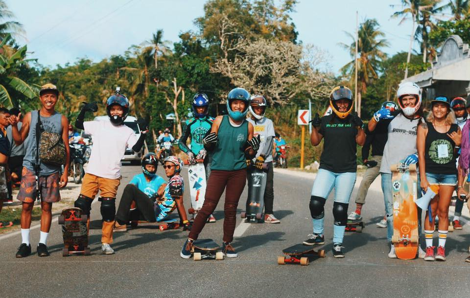 longboard girls crew, longboard, longboarding, skate, skateboarding, cool, rad, strong, awesome, photo, girl, power, sea, summer, amazing photo, nose manual, girls who shred, girls who skate, lgc, friends, fun, skate like a girl, women supporting women, goals, beautiful, action, action sports, sport, women in sport, game changers, ride, female rider, athlete, girl boss, lean in, women unite, equality, balance, gender, gender equality, board, boards, sun, longboard girl, longboard girls, boards, lorraine ramirez, nikki piñero, VLT, visayan longboard trilogy, Philippines, tragedy, in memoriam, vigil, prayer