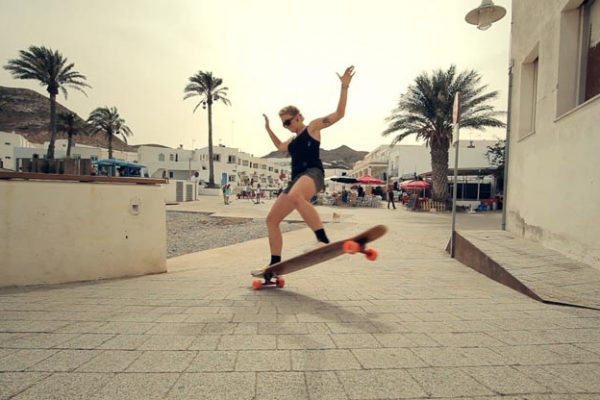 Endless Roads - Amanda Powell in Almería Pic Juan Rayos