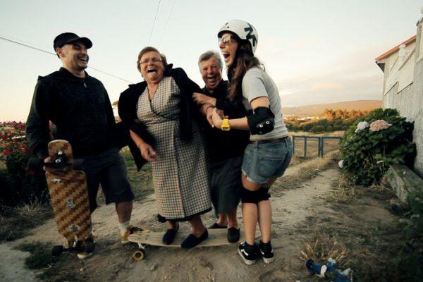 Endless Roads - Valeria Kechichian con las señoras en Galicia - Jua Rayos photo