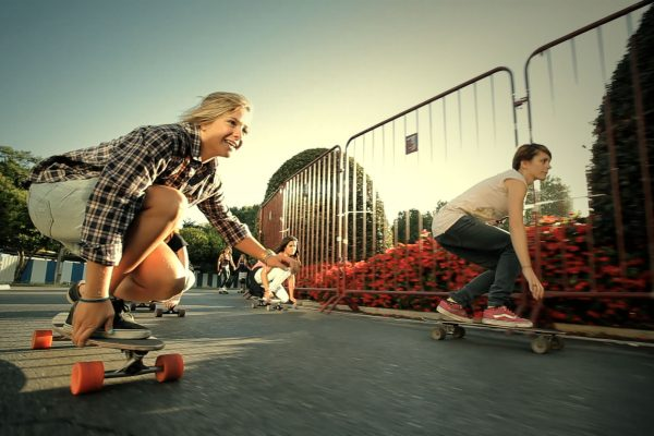 Girls Can Ride - Juan Rayos photo I