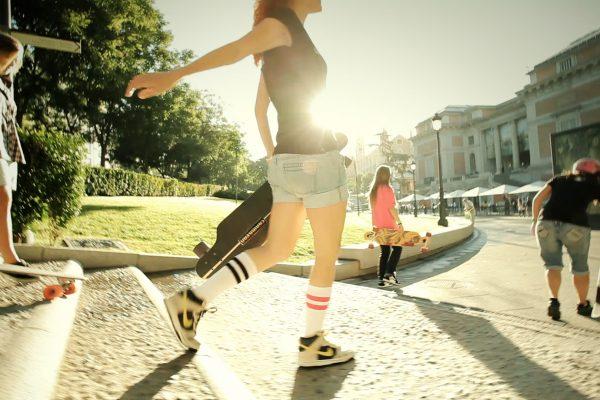 Girls Can Ride - Juan Rayos photo II