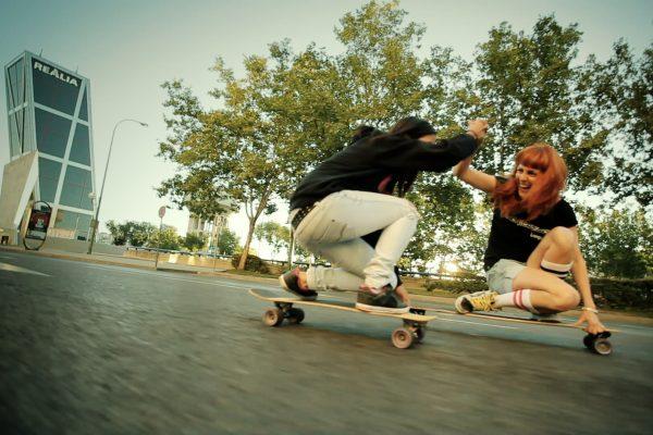 Girls Can Ride - Maitane & Paula - Juan Rayos photo