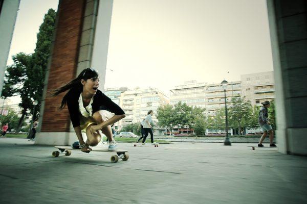 Girls Can Ride - Val - Juan Rayos photo