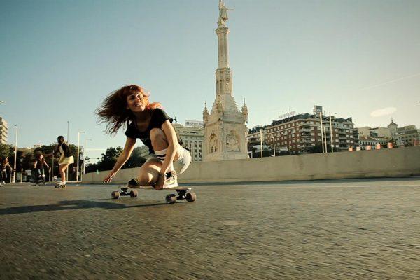 Girls can ride Pau Colon